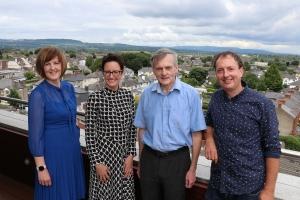 The team at Social Impact Ireland