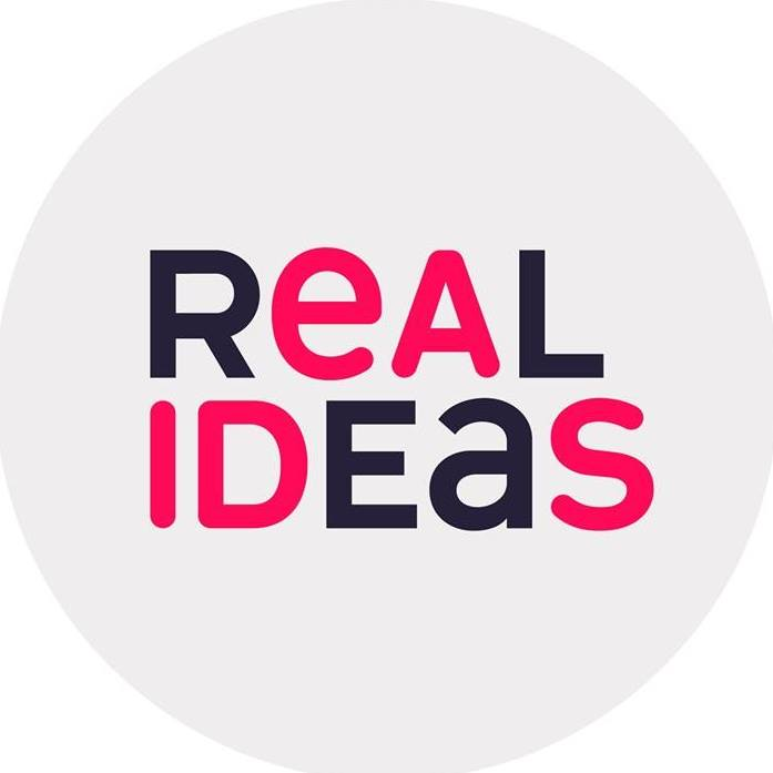 Real Ideas logo