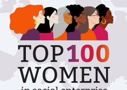 Top 100 women in social enterprise