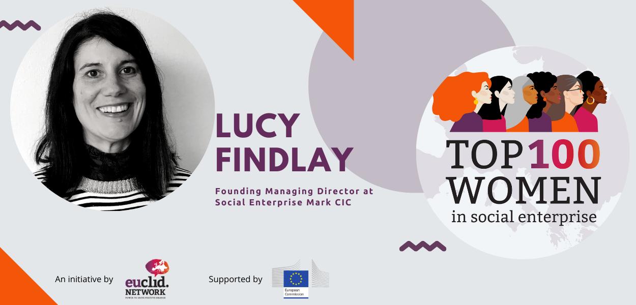 Lucy Findlay Euclid Network Top 100 Women in Social Enterprise