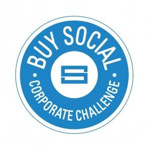 Buy Social corporate challenge badge