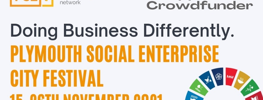 Plymouth Social Enterprise City Festival banner