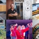 Photo montage of Charity Bank borrowers