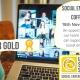 Social Enterprise Mark virtual coffee morning banner